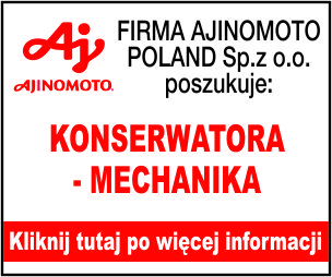 ajinomoto-konswerator - mechanik