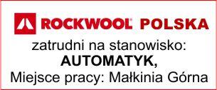 Rockwool  - automatyk