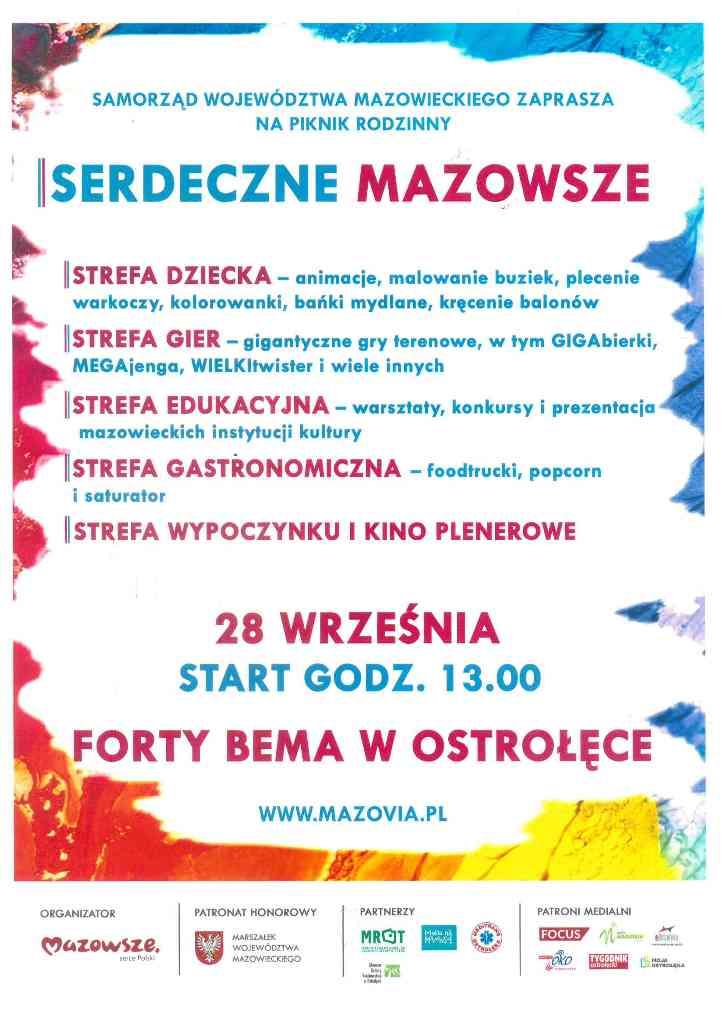 Festyn w Ostrołęce